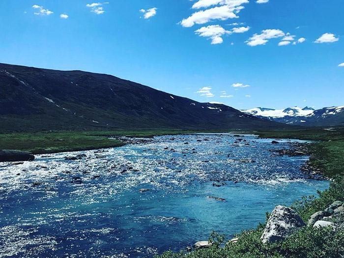 Veodalen valley