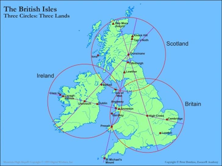British Isles Landscape Temple